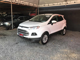 Ford Ecosport 1.6 16v Se Flex 5p 2017