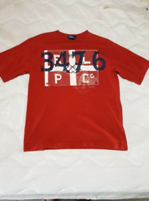 Playera Polo Ralph Laurent Talla 12-14 No Lacoste Hilfiger