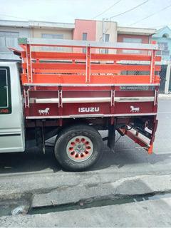Isuzu Pick-up Extra Cabina