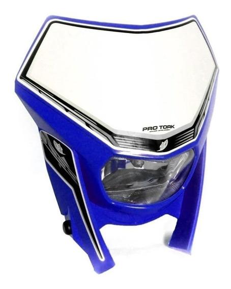 Farol Moto Off Road Pro Tork Universal