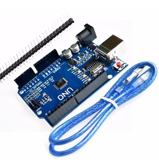 8x Arduino Uno Smd + 300 Tags 125khz + 24 Sensor E18-d80nk