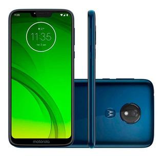 Smartphone Motorola Xt1955-1 Moto G7 Power 32gb | Vitrine