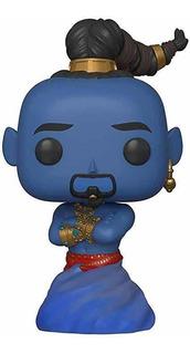 Funko Pop Genio Genie De Aladdin 539