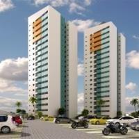 Apartamento Residencial À Venda, Centro, Mossoró. - Codigo: Ap0251 - Ap0251