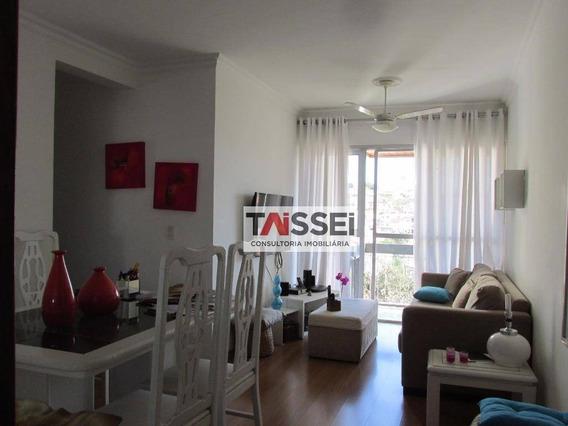 Apartamento À Venda, 72 M² Por R$ 350.000,00 - Jabaquara - São Paulo/sp - Ap2813