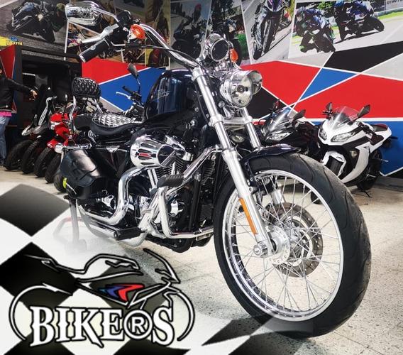 Harley Davidson Sportster 72 1200v 2013, Recibo Moto/carro!!