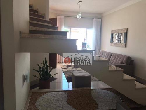 Casa Com 3 Dormitórios À Venda, 168 M² Por R$ 850.000,00 - Parque Imperador - Campinas/sp - Ca1199