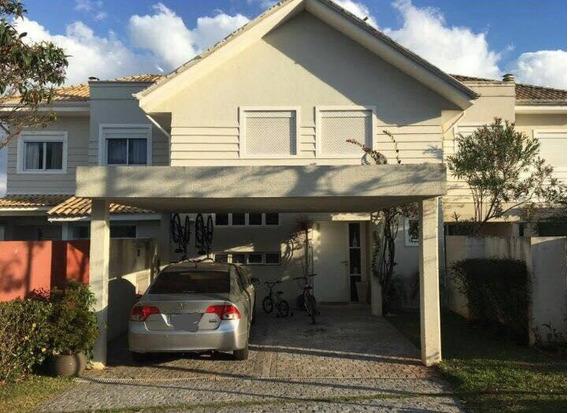 Casa Em Scenic, Santana De Parnaíba/sp De 170m² 3 Quartos À Venda Por R$ 930.000,00 - Ca184311