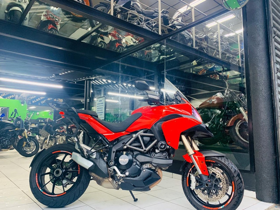 Ducati Multistrada 1200 S - 2013
