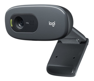 Webcam Usb Logitech C270 Video Hd