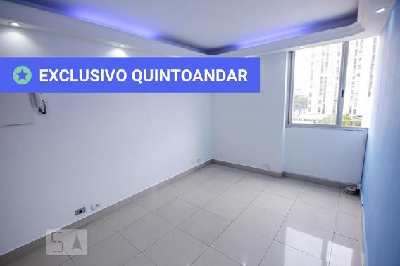 Apartamento No 3º Andar Com 2 Dormitórios E 1 Garagem - Id: 892946687 - 246687