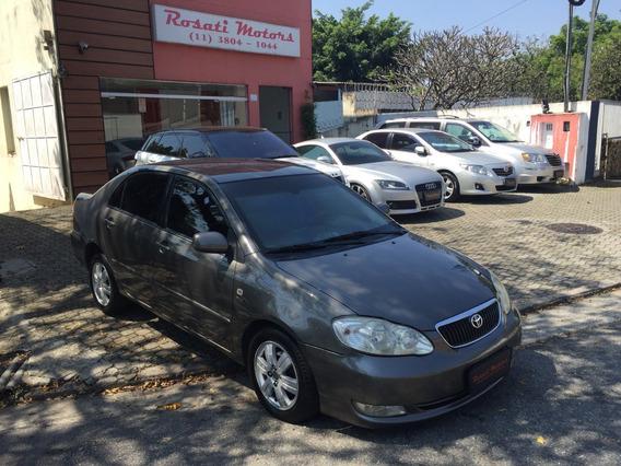 Corolla Seg ( 2005/2006 ) Blindado R$ 20.799.99