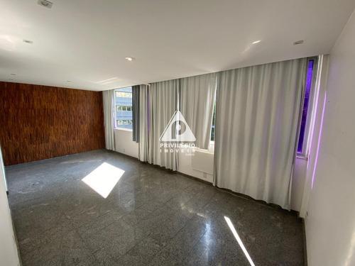 Apartamento À Venda, 3 Quartos, 1 Vaga - Jardim Botânico - Rio De Janeiro/rj - 28024