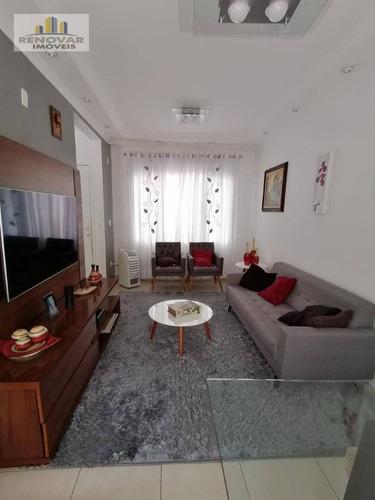 Imagem 1 de 18 de Sobrado Com 3 Dormitórios À Venda, 103 M² Por R$ 499.000,00 - Alto Ipiranga - Mogi Das Cruzes/sp - So0422