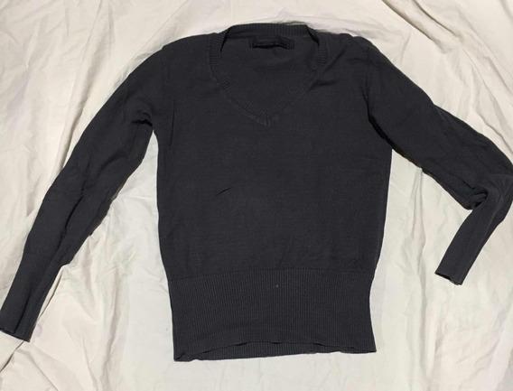 Sweater Cuesta Blanca Gris