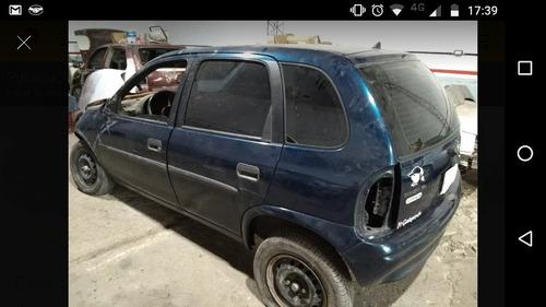 Chevrolet Corsa 1,6 Gnc Aa/dir  5/p Chocado 08 Tomo Play Etc