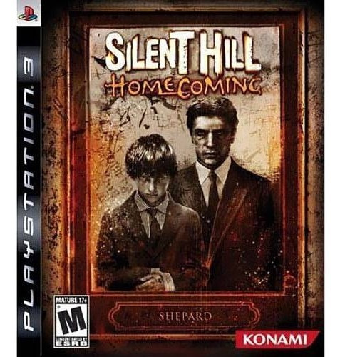Jogo De Terror Silent Hill Homecoming Para Ps3 , Americano