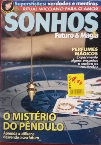 Revista Sonhos Futuro & Magia 12 *envio Grátis