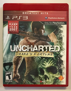 Uncharted Drakes Fortune Ps3 Seminuevo ** Iron Shop **