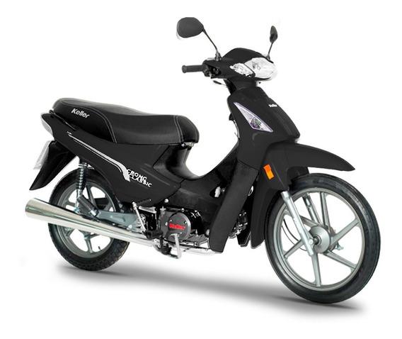 Keller Crono Classic 110 Plus - 0km 2020 + Casco - Motos 32