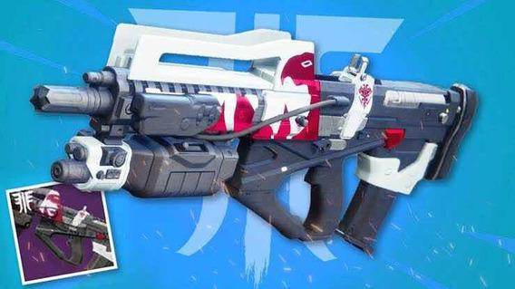 Espada Larga De Redrix Destiny 2 Ps4 E Pc
