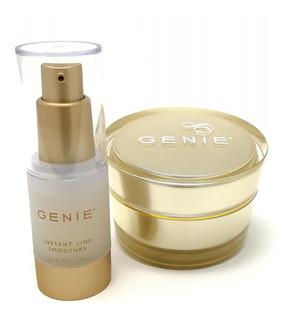 Kit Genie 2 Pzas Crema Antienvejecimiento Y Anti-arrugas