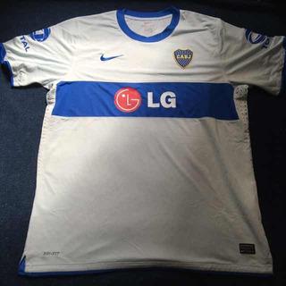 Camisa Boca Juniors 2010/11 - Player - Nike