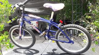Bicicleta Rodado 16 (niñxs)