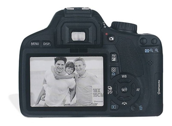 Porta Retrato 10cmx15cm Retro Camera Fotografica