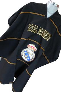 Jorongo Real Madrid Artesanal Bordado