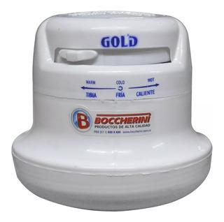 Ducha Electrica Boccherini Gold 110 Graduable 3 Temperaturas