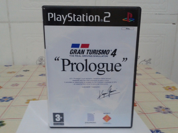 Gran Turismo 4 Prologue - Patch Para Ps2 - Completo