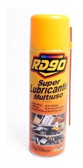 Lubricante Multiuso Rd90 Limpia Penetra 200g