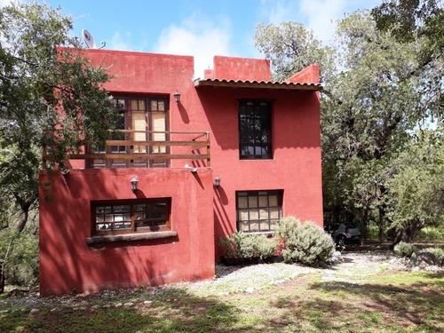Alquiler Casa En Magica Sierra Merlo