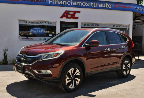 Honda Crv 2015 5p Exl L4/2.4 Aut