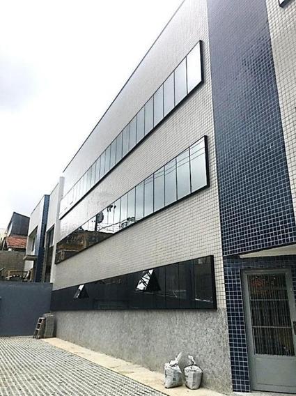 Galpão Industrial Para Locação, Conceição, Diadema. - Ga1225