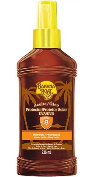 Bronzeador Banana Boat Spray - Bronzeamento Natural