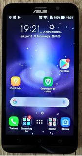 Zenfone 2 64gb 2,3ghz 4gb Ram Ze551ml Sem Juros Frete Gratis