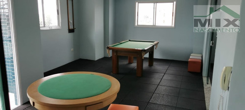 Apartamento Padrão Mobiliado Em Centro - São Bernardo Do Campo, Sp - 3411