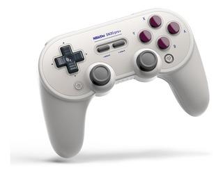 Controlador Inalámbrico 8bitdo Sn30 Pro + Bt Gamepad G