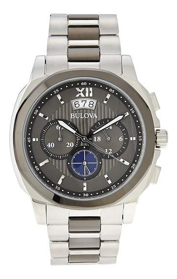 Relógio Masculino Bulova Caixa De 4,0cm Wb30865t 98b233