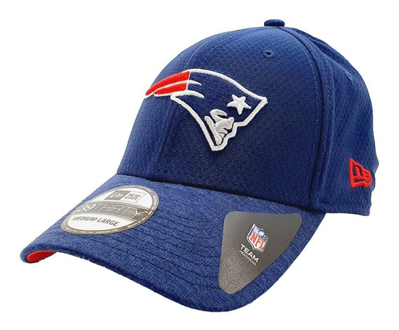 Gorra New England Patriots Nfl New Era Azul Marino