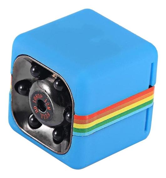 Sq11 Mini Câmera Hd Filmadora Noite Visão 1080p Dv Gravado