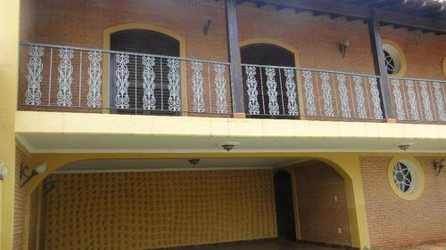 Sobrado Em Jardim Planalto Verde, Mogi Guaçu/sp De 450m² 3 Quartos Para Locação R$ 3.300,00/mes - So810553
