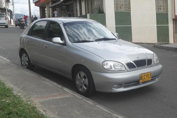 Daewoo Lanos S Modelo 1999