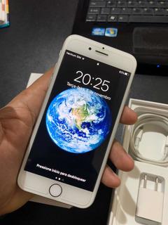 iPhone 7 De 128gb C/ Caixa E Acessórios