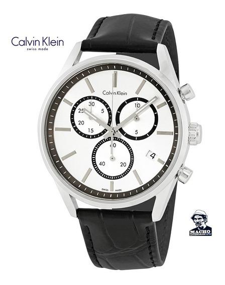 Reloj Calvin Klein Formality K4m271c6 En Stock Suizo
