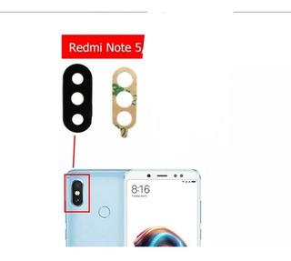 Cristal De Xiaomi Redmi Note 5 Nuevo