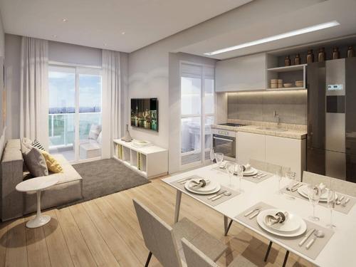 Apartamento Com 1 Dormitório À Venda - Bela Vista - São Paulo/sp - 14166
