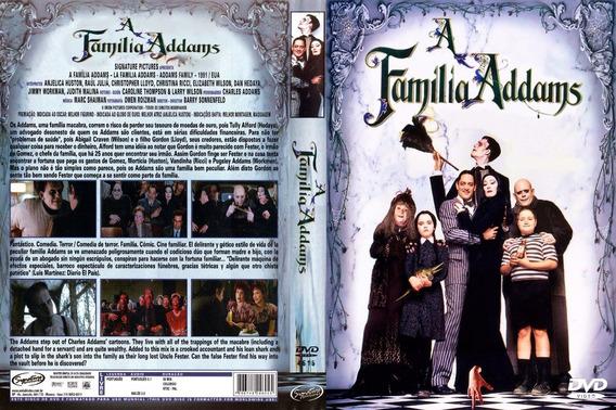 A Família Addams 1 E 2 Raul Julia Dublado E Legendado